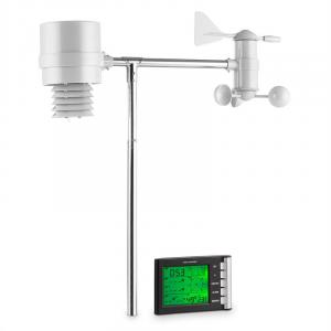 Montgolfier Wireless Weather Station with LCD Display