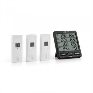 Launburg Wireless Weather Station Battery-Operated