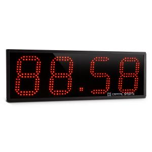 Timeter Sports Timer Tabata Stopwatch Cross-Training 4 Digits Beep 4 numbers