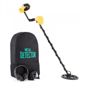 Dr. Jones Metal Detector Transport Truck Display Protective Hood Headphones