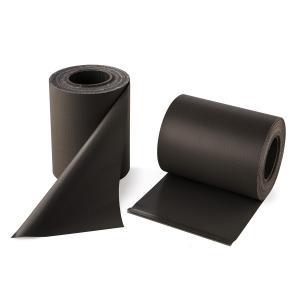 Pureview Cerca para Privacidade 2 Rolos de PVC 35m x 19cm 60 Calhas de Fixação Cinza Escuro