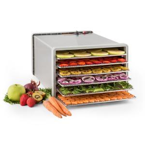 Fruit Jerky Steel 6 Déshydrateur alimentaire 630W 6 étages acier 6 étages