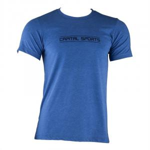 Trainings T-shirt voor mannen maat M True Royal Blauw | M