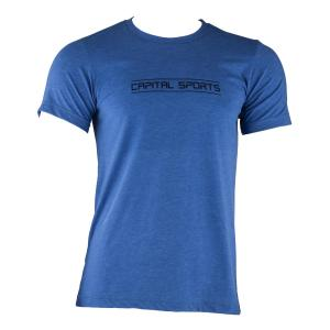Trainings T-shirt voor mannen maat L True Royal Blauw | L