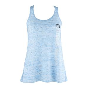 Training Top for Women Size M Marbled Blue Blue | M