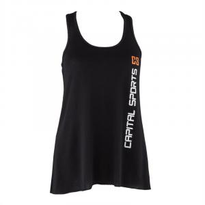 Training Top for Women Size S Black Black | S