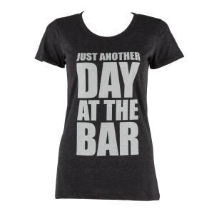 Training T-Shirt for Women Size L Black Black | L