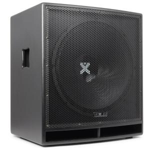 "SWP18 PRO Subwoofer PA activo 46cm (18"") 600W máx."