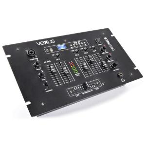 STM2500 5-kanałowy stół mikserski Bluetooth USB MP3 EQ Phono