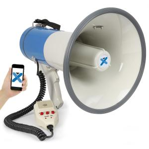 MEG055 Megaphone with Microphone Bluetooth 55W