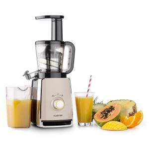 Sweetheart Juicer Slow Juicer 150W 32 RPM Black Creme