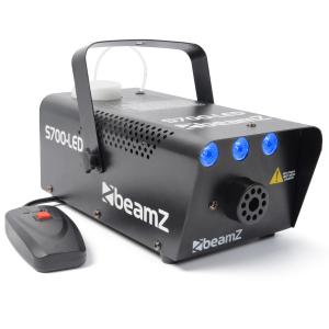 S700 LED Fog Machine with Blue Ice Effect, Remote and Mounting Bracket 700 W