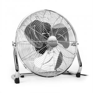 "Metal BlizzardTiltable Floor Fan 18"" 120 W 46 cm (18"")"
