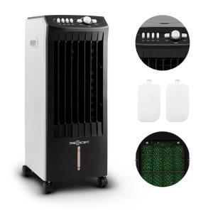 MCH-1 v2 3-in-1 Luftkühler Ventilator Luftbefeuchter 360 m³/h | 65 Watt | 7 Liter | 3 Geschwindigkeiten | Oszillation | Fernbedienung | mobil