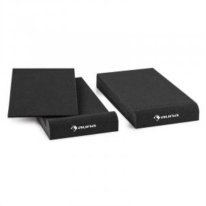 "IsoPad 5"" Acoustic Foam Pair 4/8° Incline Anthracite 13 cm (5"")"