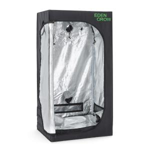 Eden Grow S Growbox Growtent Homegrow Indoor 80x80x160cm 80 cm