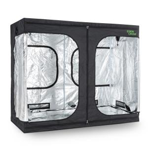 Eden Grow L Growbox Growtent Homegrow Indoor 240x120x200cm 240 cm