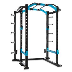Amazor P Rack Monkey Bar Safety Spotter J-Cups Acciaio Pro: Monkey bar