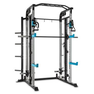 Amazor M Rack Cable Pull Pull-up Bar Safety Spotter J-Cups Master: cable pull