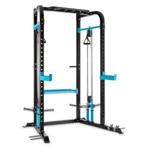 Tremendi Rack Cable Pull Pull-up Bar Safety Spotter