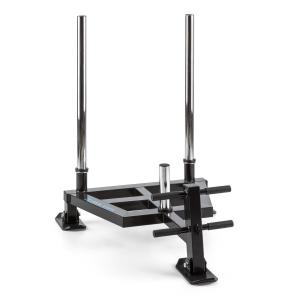 Tridentor Weight Sled Solid Steel Massive Ø 50 mm