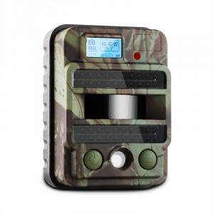 GRIZZLY MAX PIR Trail Camera Photo Trap 40 Black LEDs 8 MP HD USB SD 100°
