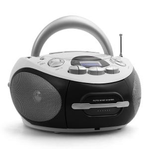 Majestic Audiola AHB-0388 mobil boombox Cd USB MP3 FM/MV kassett
