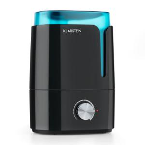 Stavanger Humidifier Aroma Function Ultrasonic 3.5 l Black / Turquoise Black