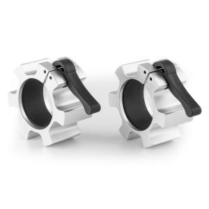 Tigthor Dumbbell Collar Pair 50 mm Silver Silver