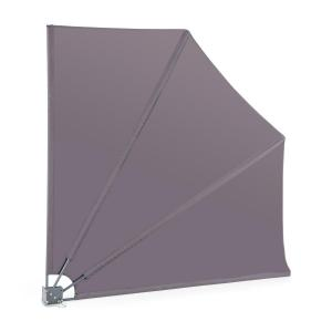 Julietta Side Awning 140 x 140 cm PU-coated 160 g / m² Foldable