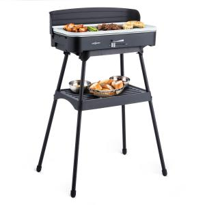Porterhouse Electric Grill Table Grill 2200 W Ceramic Coating