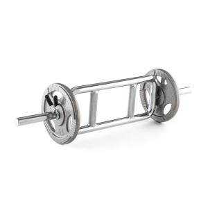 Accretor RTB triceps trainer trainingbar chrome Silver