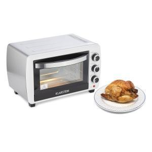 Omnichef 20 2G Mini-forno Spiedo 1500 W 20 l Bianco bianco