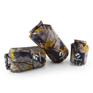 trekking set Camo seabag set water tight 3 pieces 5/15/20 l Camouflage