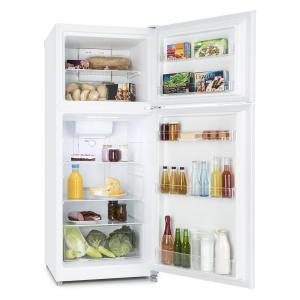 Big Boy Refrigerator Freezer Combination 371 l 281/90l A+ White