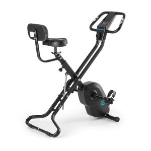 Azura X2 X-Bike up to 120 kg Pulse Meter Foldable 4 kg Black Black