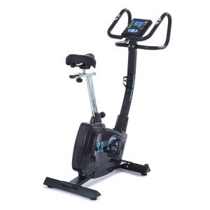 Durate Cardiobike Home Trainer Exercise Bike 4 kg Pulse Computer Black Black