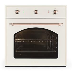 Vilhelmine Oven 55 l Installed Energy Efficiency Class A Ivory Creme
