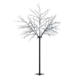 Hanami CW 250 valopuu kirsikankukat 600 LED-valoa kylmävalkoinen kylmävalkoinen | 600 LEDs / 250 cm