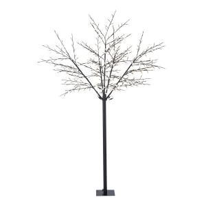 Shineberry WW 250 Arbre lumineux baies 600 LEDs - blanc chaud