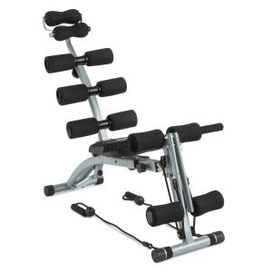 Sixish Core Exerciser addominali Body Trainer Nero nero