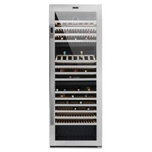 Botella Trium 3-Zone Wine Refrigerator 617l Class B UV-Glass Stainless Steel