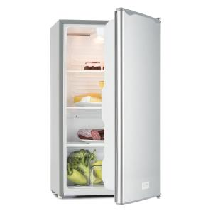 Beerkeeper Refrigerator 92 l Energy Efficiency Class A + 3 Levels Silver Silver