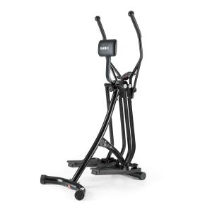 Bogera X Crosstrainer Air Walker crosstrainer home trainer - zwart