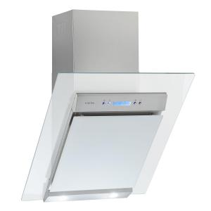 Skycook kitchen hood 60 cm 640 m³/h class A stainless steel glass
