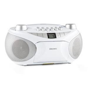 AH-2287 WH Boom Box Radio Recorder MP3 USB CD UKW