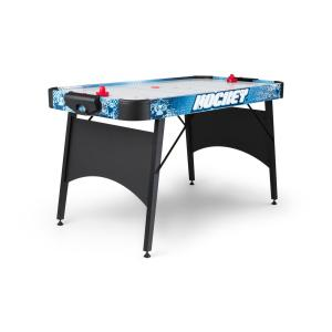 "Polar Battle Table d´air-hockey 6"" 76x82x161 cm (LxHxP)- noir"