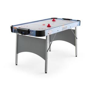 "Polar Battle Table d´air-hockey 6"" 76x82x161 cm (LxHxP) – argent"