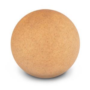 Sandshine M Lampe de jardin éclairage boule en pierreØ30cm - grès 30 cm