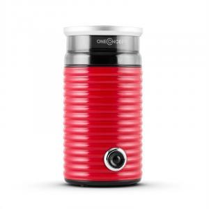 Coffeccino Kaffeemühle 160W 65g Schlagmahlwerk rot